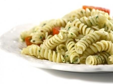 Salada de Macarrão Simples