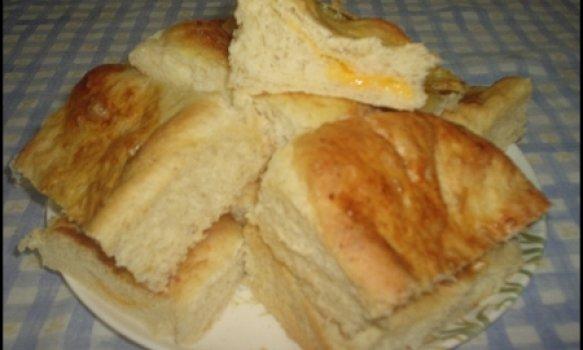 Pão de batata - tipo 1