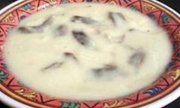 Sopa de Shitake