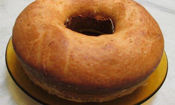 Pão Doce de Liquidificador da Sissi