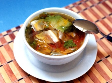 Sopa de Escarola