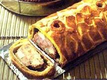 Torta Folhada de Carne | Luiz Lapetina