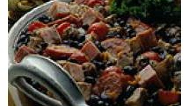 Feijoada com Carnes Bovinas