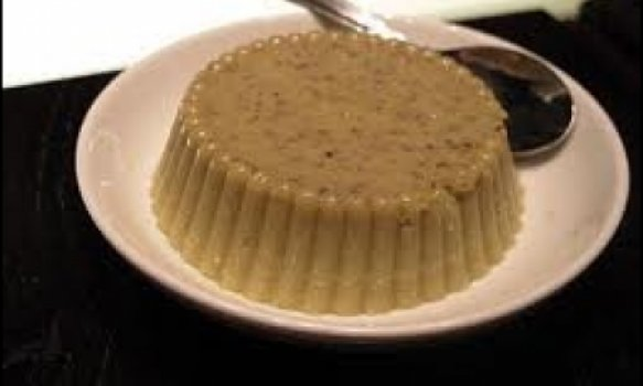 Mousse de pistache