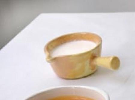 Sopa creme de abóbora