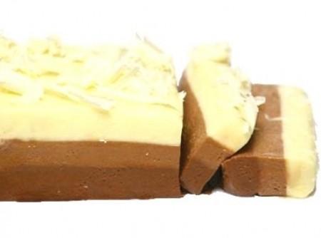 Terrine aos Três Chocolates