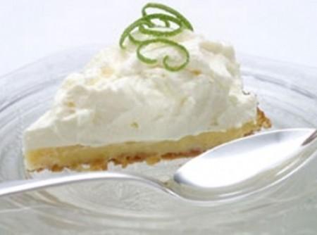 Torta Cremosa de Limão