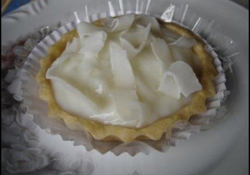 Torta de coco light
