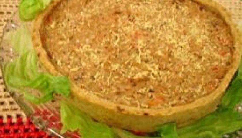 Torta Fácil de Atum