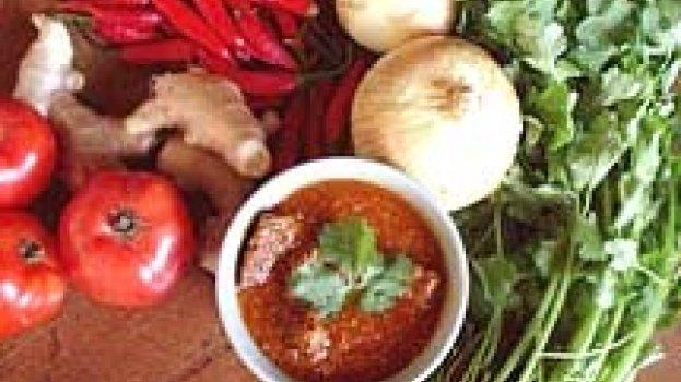 Curry Picante de Carneiro