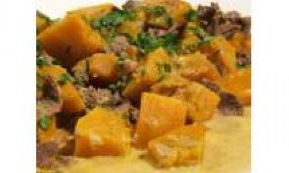 Carne Seca Guisada