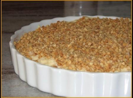 Bolo de amendoim com queijo   carla carina carrijo couto