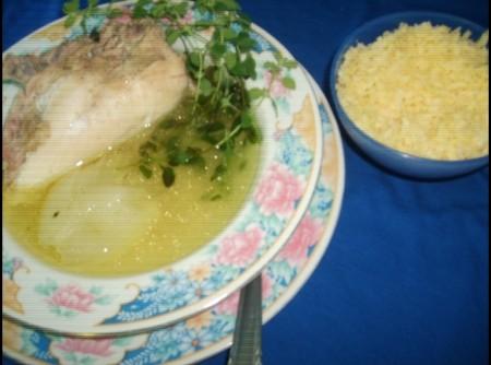 Brôdo  (caldo p/ sopa) padrão   Inês Maria Torres de Oliveira
