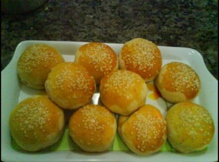 Mini paezinhos de batatas recheados | Ivan Luiz de Mattos Filho