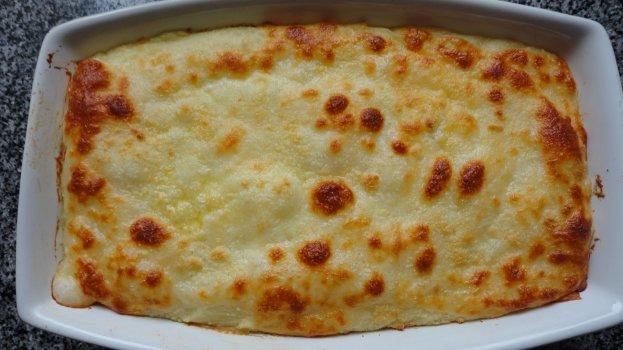 Batatas com Linguiça ao Forno