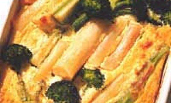 Torta de Brócolis