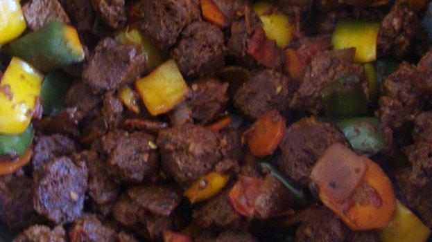 Carne de Soja da Carina