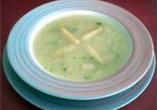 Sopa de Aspargo