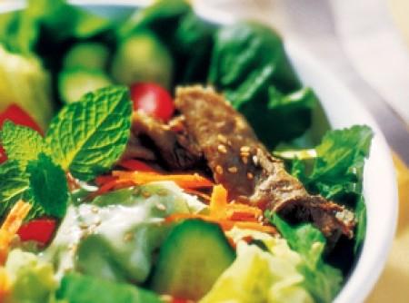 Salada bem-estar