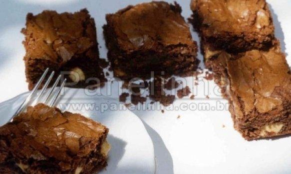 Brownie (site Panelinha)
