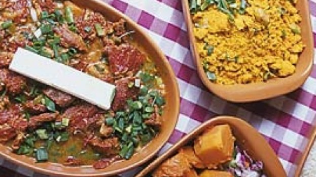 Carne Seca Com Jerimum