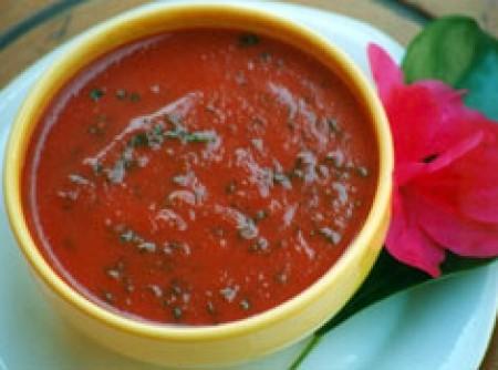 Molho sugo de Tomates com Ervas