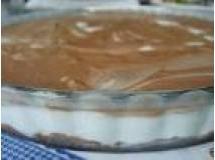 Sobremesa cremosa de chocolates