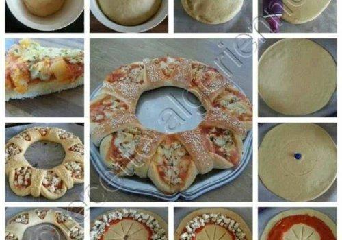 Pizza Coroa Real