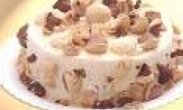 Torta Gelada de Bombom de Chocolate