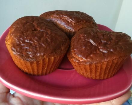 Muffins Light de Frutas Vermelhas