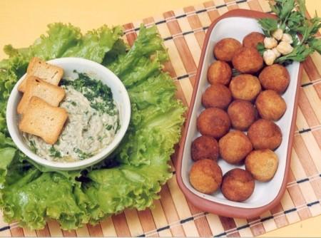 Falafel Completo | CyberCook