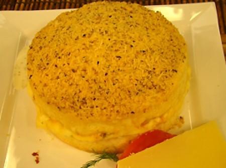 Pão de Queijo na Assadeira