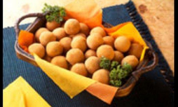 Bolinhos de queijo