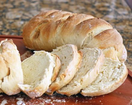 pão caseiro muito fácil receita cybercook