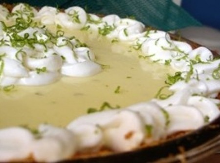 Torta Nuvem de Limão