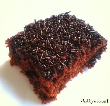Bolo de Chocolate com Sabor de Infância   Nathalia Soares