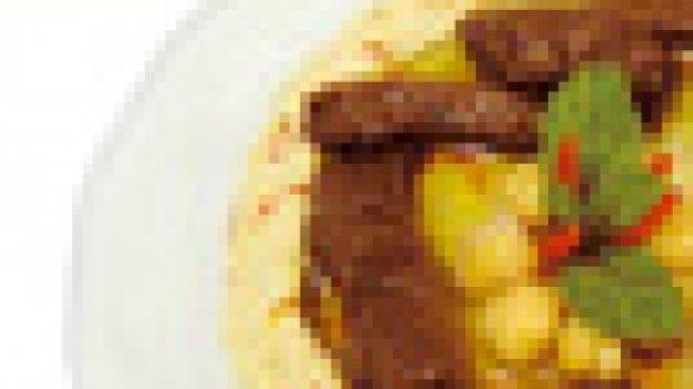 Pasta de Berinjela com Tahine