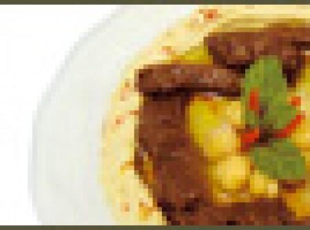 Pasta de Berinjela com Tahine | Jairo Ferraz