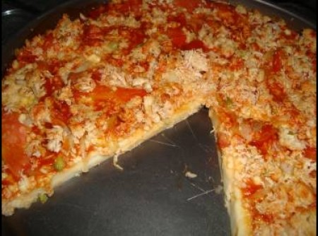 Pizza Rápida de Liquidificador   Maria Valeria Furlan Leme