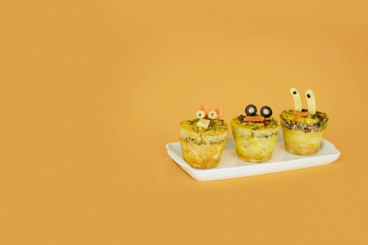 Muffin Omelete   CyberCook