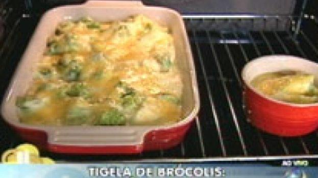 Tigela de Brócolis