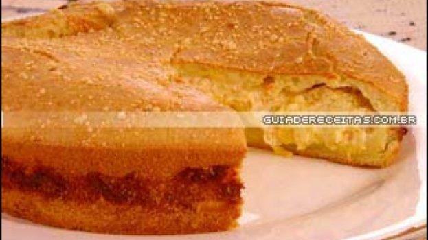 Torta 3 queijos