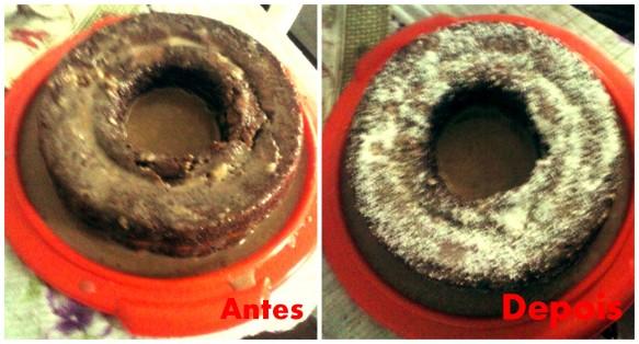 Bolo de Chocolate Delicioso | Lauane Tifany