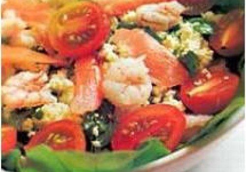salada de verão neves