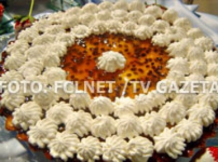 Torta mousse de maracujá | Mário Fernandez Gonzalez