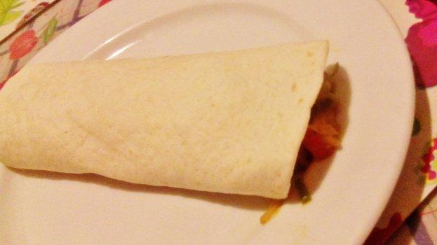 Tortilha de Vaca com Caril (picante)