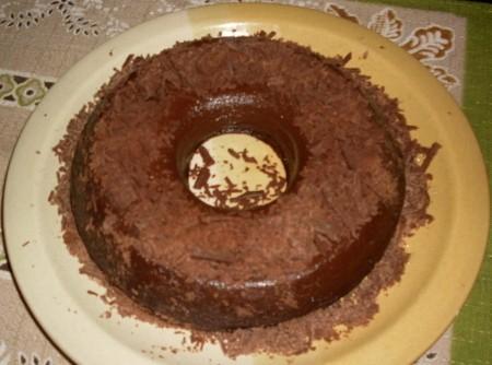 Brigadeirão Diet