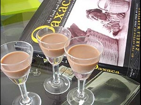 Licor de Chocolate e Vodka