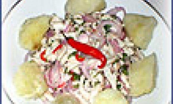 Ceviche (prato peruano)