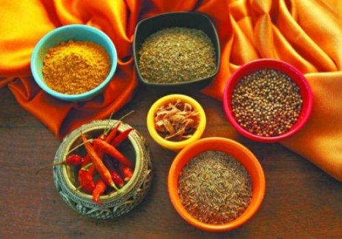 Curry em pó caseiro